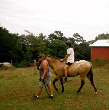 horseback riding lesson Lynchburg