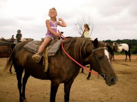 horseback riding lesson Smith Mountain Lake